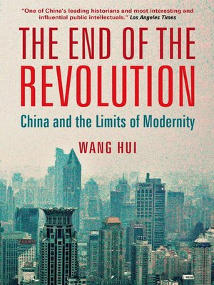 cover image of The End of the Revolution