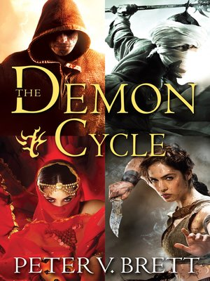 cover image of The Demon Cycle 5-Book Bundle