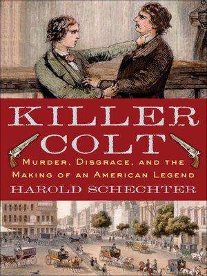 cover image of Killer Colt