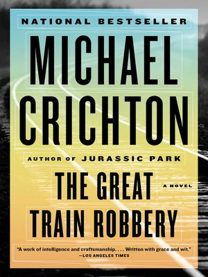 cover image of The Great Train Robbery