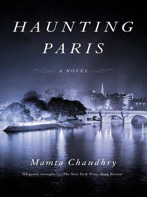 cover image of Haunting Paris