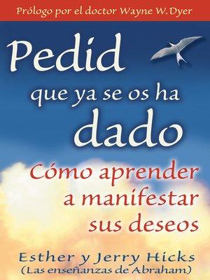 cover image of Pedid que ya se os ha dado