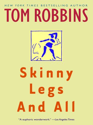 cover image of Skinny Legs and All