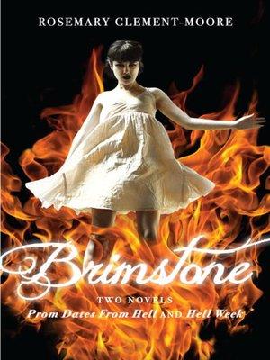 cover image of Brimstone