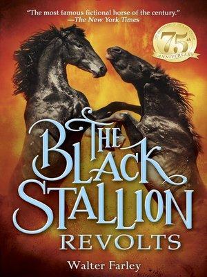 cover image of The Black Stallion Revolts