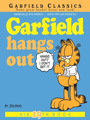 cover image of Garfield Hangs Out
