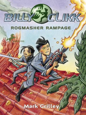 cover image of Rogmasher Rampage