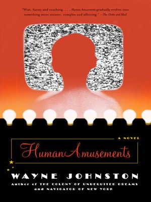 cover image of Human Amusements