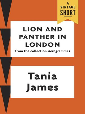 cover image of Lion and Panther in London