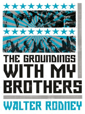 cover image of The Groundings With My Brothers