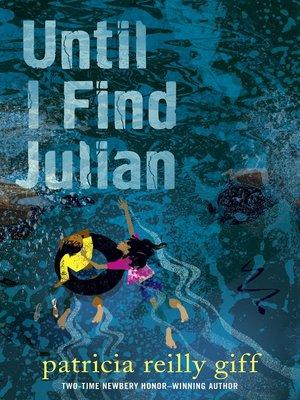 cover image of Until I Find Julian