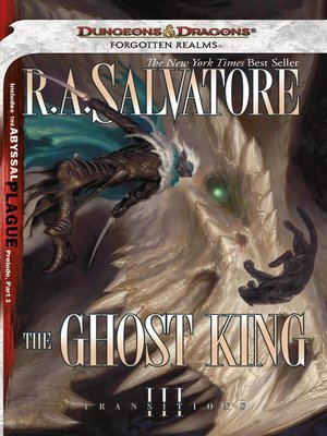 cover image of The Ghost King