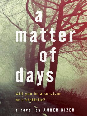 cover image of A Matter of Days