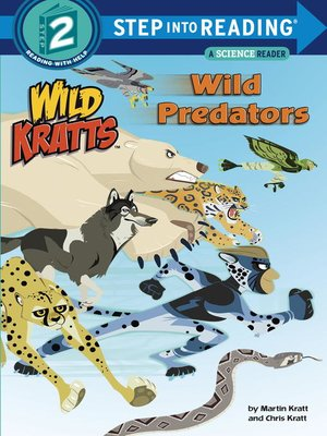 cover image of Wild Predators