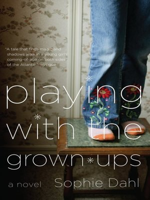 cover image of Playing with the Grown-ups
