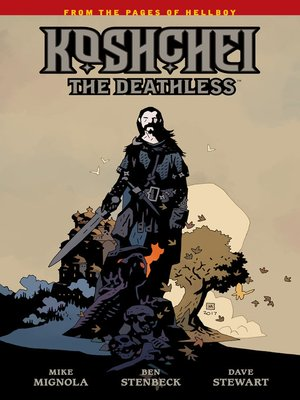 cover image of Koshchei the Deathless
