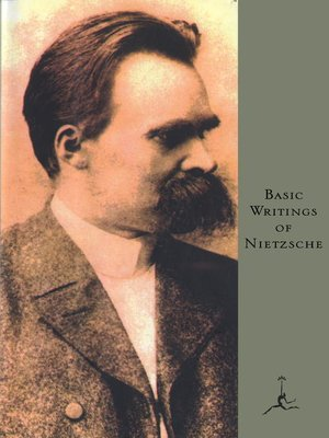 cover image of Basic Writings of Nietzsche