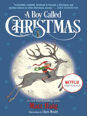 cover image of A Boy Called Christmas