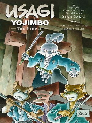 cover image of Usagi Yojimbo (1987), Volume 33