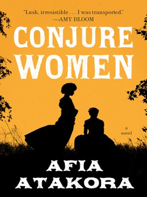 Conjure Women Book Cover