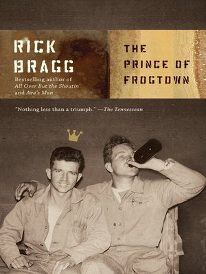 cover image of The Prince of Frogtown