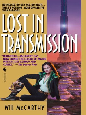 cover image of Lost in Transmission