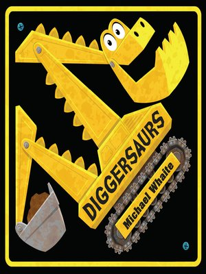 cover image of Diggersaurs