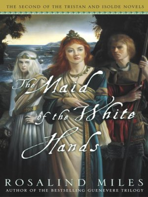 cover image of The Maid of the White Hands