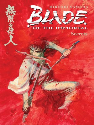 cover image of Blade of the Immortal, Volume 10