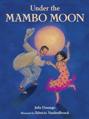 cover image of Under the Mambo Moon