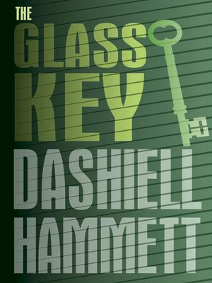 cover image of The Glass Key
