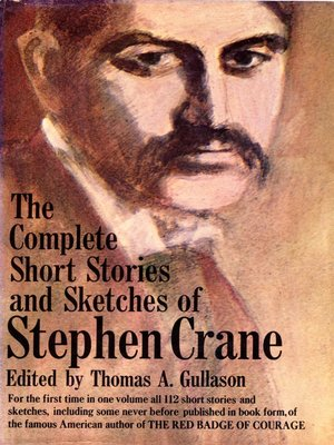 cover image of The Complete Short Stories and Sketches of Stephen Crane