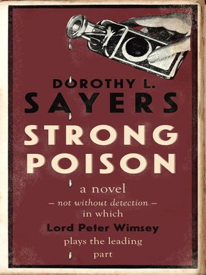 cover image of Strong Poison