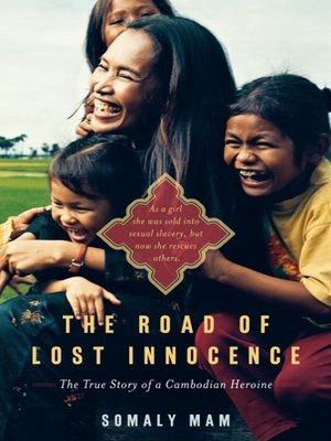 cover image of The Road of Lost Innocence