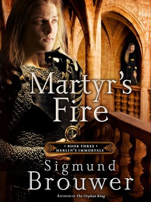 cover image of Martyr's Fire