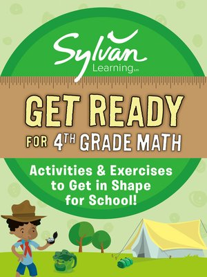 cover image of Get Ready for 4th Grade Math