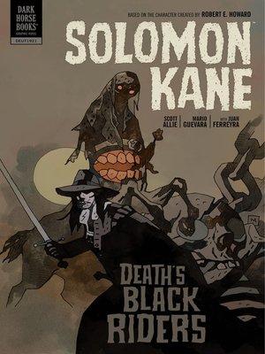 cover image of Solomon Kane, Volume 2