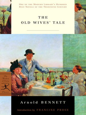 cover image of The Old Wives' Tale