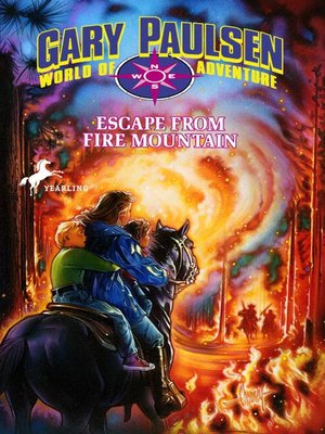 cover image of Escape from Fire Mountain