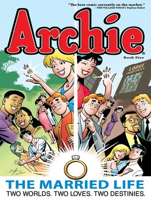 cover image of Archie: The Married Life, Book 5