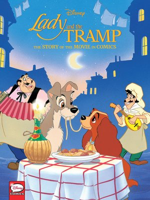 cover image of Disney Lady and the Tramp