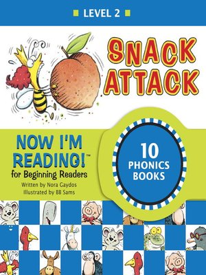 cover image of Snack Attack
