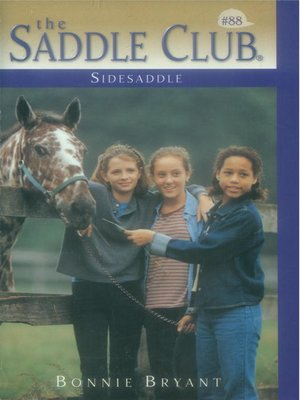 cover image of Sidesaddle