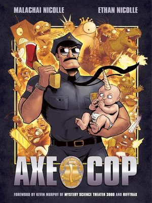 cover image of Axe Cop (2010), Volume 1