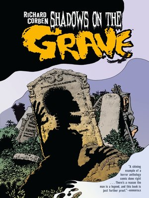 cover image of Shadows on the Grave