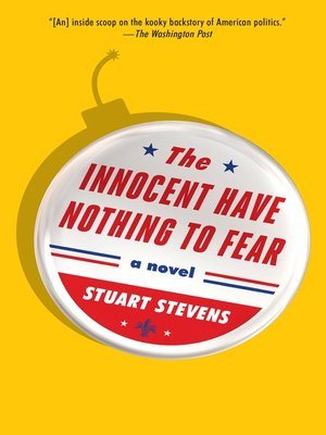 cover image of The Innocent Have Nothing to Fear