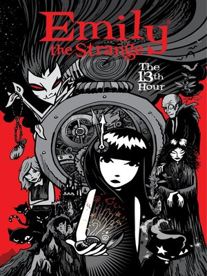 cover image of Emily the Strange (2005), Volume 3