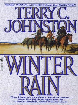 cover image of Winter Rain