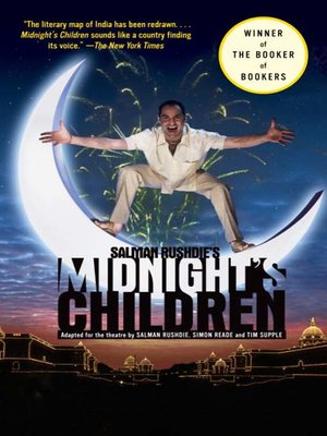 cover image of Salman Rushdie's Midnight's Children