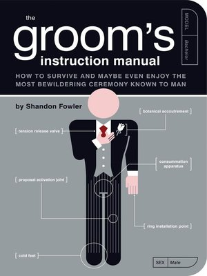 cover image of The Groom's Instruction Manual